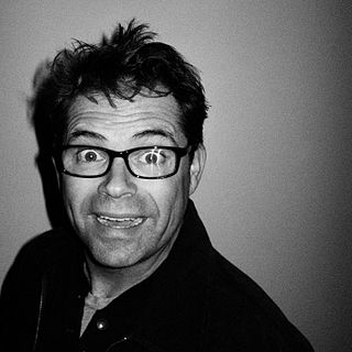 Dana Gould American stand-up comedian