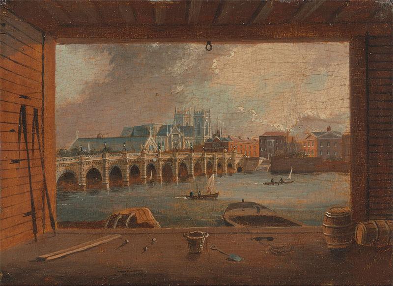 File:Daniel Turner - A View of Westminster Bridge - Google Art Project.jpg
