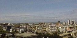 Dar es Salaam Skyline