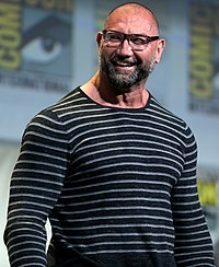 Dave Bautista auf der San Diego Comic-Con International (2016)