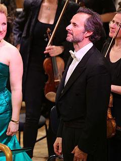 David Giménez Carreras Spanish conductor