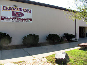Davison Community Schools - Davison Alternative High School