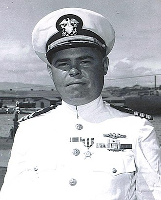 Marion Frederic Ramírez de Arellano - Capt. Marion Frederic Ramirez de Arellano First Hispanic submarine commanding officer