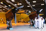 De havilland Museum - Mosquito prototype 75th Anniversary event (23429399350).jpg