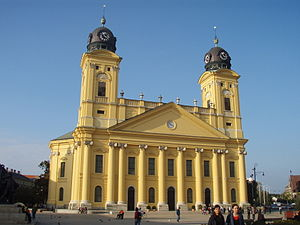 Reformed Great Church of Debrecen - The Reformed Great Church of Debrecen