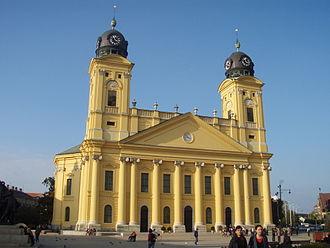 Reformed Great Church of Debrecen - The Reformed Great Church of Debrecen