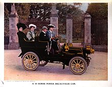 Decauville 10 horsepower car 1903.jpg