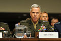 Defense.gov News Photo 101203-A-0193C-009 - Marine Corps Commandant Gen. James Amos testifies on Capitol Hill before the Senate Armed Services Committee s hearing on the military s don t ask.jpg