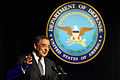 Defense.gov News Photo 110722-F-RG147-269 - Secretary of Defense Leon E. Panetta makes remarks after Vice President of the United States Joe Biden administered the oath of office to him.jpg