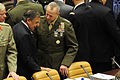 Defense.gov News Photo 111006-F-RG147-087 - Secretary of Defense Leon Panetta talks with U.S Marine Gen. John Allen International Security Assistance Force commander before a summit with NATO.jpg