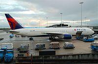 N1603 - B763 - Delta Air Lines