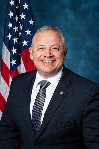 Denver Riggleman - Image: Denver Riggleman, official 116th Congress photo portrait