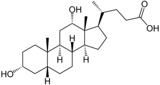 Deoxycholic acid - Image: Deoxycholic acid