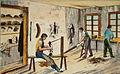 Der Kürschner - The furrier, 1820.jpg