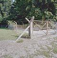 Detail hekwerk van het hertenkamp, hoekoplossing - Swifterbant - 20331713 - RCE.jpg