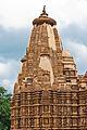 Devi Jagdambi Temple Khajuraho 03.jpg