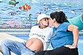 Diane Rodriguez y Zack Elías en un beso - Diane Rodriguez and Zack Elías in a kiss HD.jpg