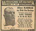 Dick the Bruiser - Wrestling at Olympia, Detroit - 27 April 1972.jpg