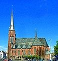 Die Heilig-Kreuz-Kirche in Bad Kreuznach wurde um 1896 errichtet - panoramio.jpg