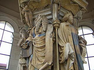 La querelle de Bourgogne dans Ma Bourgogne En détails 320px-Dijon_mosesbrunnen3