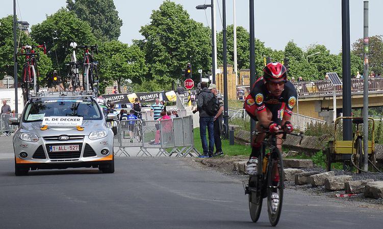 Diksmuide - Ronde van België, etappe 3, individuele tijdrit, 30 mei 2014 (B001).JPG
