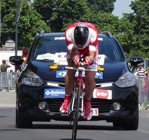 Diksmuide - Ronde van België, etappe 3, individuele tijdrit, 30 mei 2014 (B059).JPG