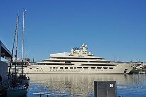 Dilbar Yacht Wikipedia