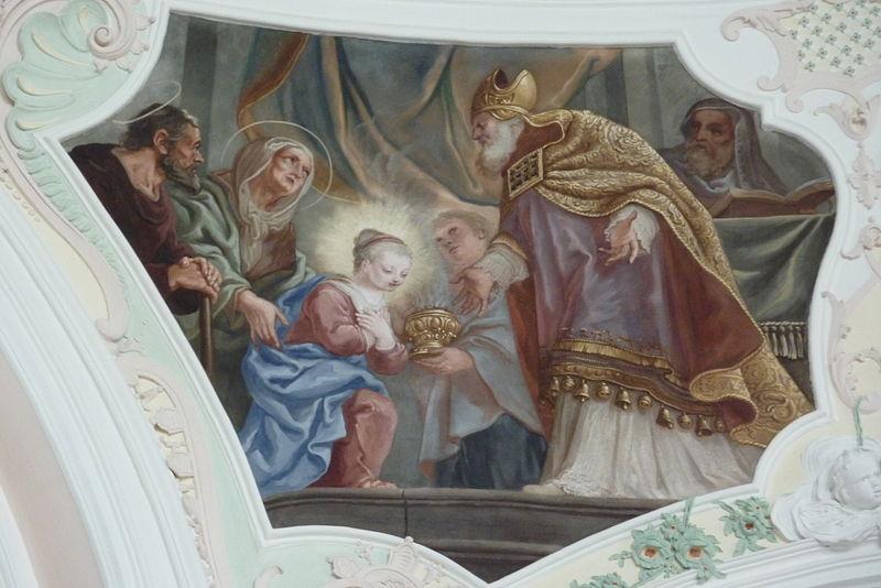 File:Dillingen Klosterkirche Mariä Himmelfahrt Fresko 778.JPG