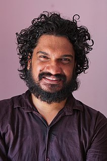 Sanal Kumar Sasidharan Indian poet, lawyer, and filmmaker