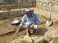 Director Taxila Institute of Asian Civilizations, Quaid-i-Azam University, Badalpur Excavations 2011 - panoramio.jpg
