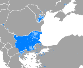 Distribution of Bulgarian Speakers.png
