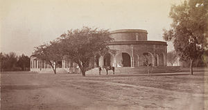 Gujranwala - District Court House, 1865