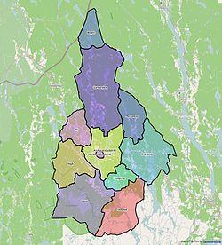 Karta Arvika Kommun.Arvika Kommun Wikipedia