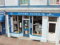 Dive shop, Babbacombe - geograph.org.uk - 224395.jpg