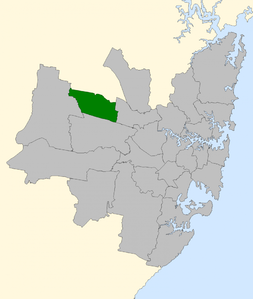 Division of Chifley 2007.png
