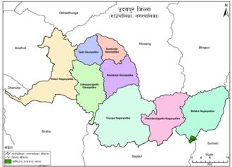 Belaka - Belaka municipality is located in easternmost part of Udayapur