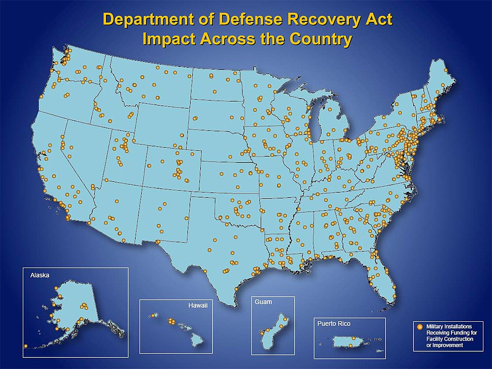 DoD Recovery Act Impact