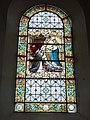 Dohem (Pas-de-Calais, Fr) église Saint-Omer vitrail 04.JPG