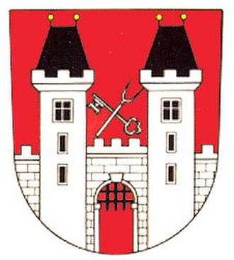 Dolní Cerekev - Image: Dolní Cerekev Co A CZ
