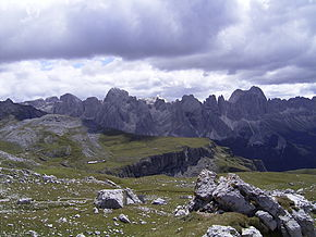Dolomites View From Schlern.jpg