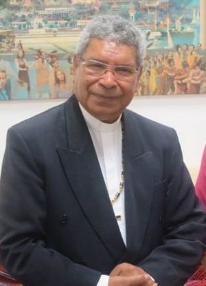 Carlos Filipe Ximenes Belo - Image: Dom Filipe Ximenes Belo 2016