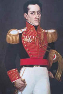 Domingo Nieto President of Peru