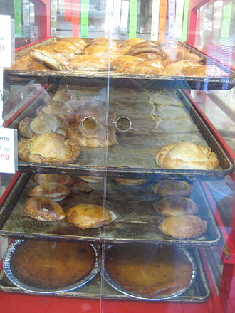 Dong Phuong Oriental Bakery - Vietnamese meat pies