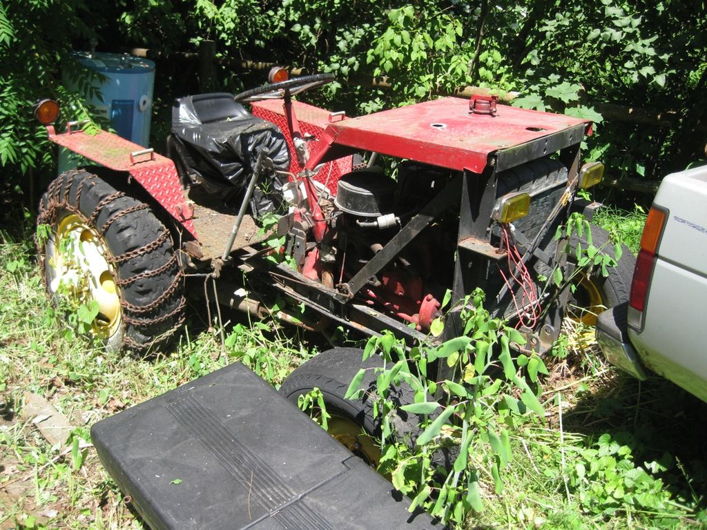 Homemade Tractor Snow Plow Homemade Tractor Snow Plow