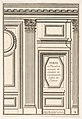 Door and Part of the Wainscot in the restored Salon of the Trianon Palace, plate IV from the Series 'Portes a Placard et Lambris', published as part of 'L'Architecture à la Mode' MET DP834193.jpg