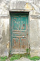Door of an old house, Kozan - Adana.JPG