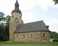 Dorfkirche Krossen - Deutschland - panoramio.jpg