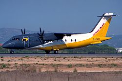 Dornier 328-100 der Eastwest Airlines