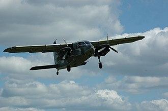 Dornier Do 28 - Dornier Do 28 G.92 turboprop conversion