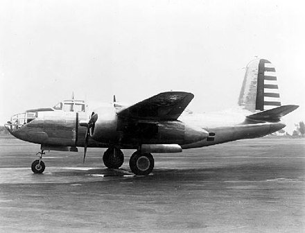 The BD-1 in 1940 - Douglas A-20 Havoc